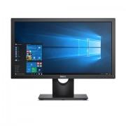 "Monitor Dell 19.5"", E2016HV, 1600x900, LCD LED, TN, 5ms, 90/65o, VGA, crna, 36mj"