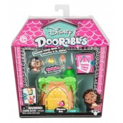 Set tematic de joaca Disney Doorables Moana Hut
