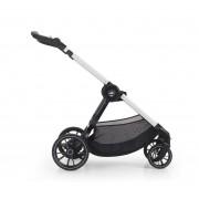 CAM Chassis Techno + bază pentru scaun sport, col.V97 (alb / carbon)