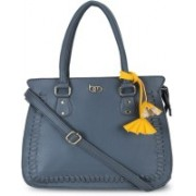 Bagsy Malone Women Grey Messenger Bag