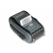 POSline Impresora Móvil Tickets y Etiquetas IPE1310W, Térmica Directa, Inalámbrico, USB 2.0, Gris