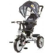 Tricicleta Chipolino Rapido black