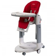 Scaun de masa Peg Perego Tatamia 3 in 1 fragola