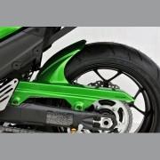 Kawasaki ZZR1400 - ZX14R Rear Hugger: Pearl Green Fonce (Green Golden Blazed) 730322064