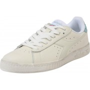 Diadora sneakers laag game l low waxed Wit-7,5 (41-41,5)