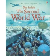 See Inside Second World War by Rob Lloyd Jones