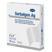 "Sorbalgon Ag Dressing 4"" x 4"" Part No. 999611 Qty Per Box"