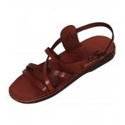 Faraon-Sandals PEPI Uni kožené sandály 002 PEPI 44