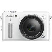 Digitalni fotoaparat Nikon 1 AW1 + objektiv Nikkor AW 11-27,5 mm, bijeli