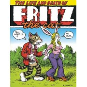The Life and Death of Fritz the Cat, Hardcover