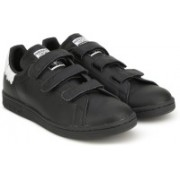 ADIDAS ORIGINALS STAN SMITH CF W Sneakers For Women(Black)