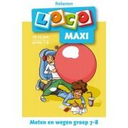 Boosterbox Maxi Loco - Meten en Wegen Groep 7/8 (10-12 jaar)