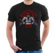 Cloud City 19324 Svart Pyramid Gym Mumm Ra Thundercats mäns T-Shirt XX-Large