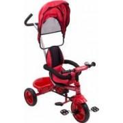Tricicleta Copii BabyMix Ecotrike 188199 Rosu