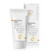 Canova Reoxall 100s crema solare protezione molto alta per pelli delicate 50 ml