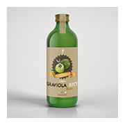 Graviola Juice 100 % puree - 500ml