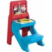 Spatiu de joaca Step2 Art Easel Desk