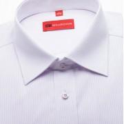Bărbați cămașă slim fit Willsoor Willsoor Clasic 1048