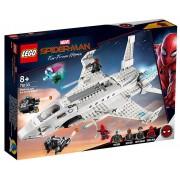 Lego Marvel Super Heroes (76130). Il jet Stark e l'attacco del drone