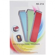 Innova-Gemei Trimmer NS - 216 Professional Rechargeable Hair Trimmer Cordless Clipper In Best Price