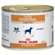 ROYAL CANIN Gastro Intestinal Low Fat Canine 200 g