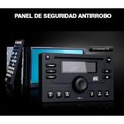Panel Antirrobo para Radio 2 DIN Ficticio