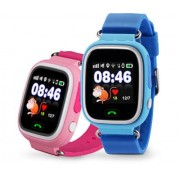 WONLEX® Inteligentné hodinky GW100 OLED s telefónom a GPS pre deti