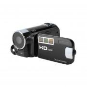 """EY 2.7 """"TFT LCD Full HD 720p Camara De Video Digital 16x Zoom Camara DV -Negro."""