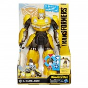 Transformers Hero DJ Bumblebee actiefiguur