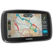 Sistem Navigatie GPS Auto TomTom GO 500 Speak & Go Harta Full Europa