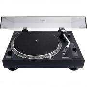 Lenco L-3808 USB gramofon Izravni pogon Crna