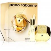 Perfume Lady Million Set EDP 80ml Paco Rabanne