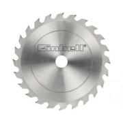 Disc fierastrau circular Einhell Ø210x2,8x30 mm 24 dinti