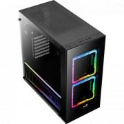 Gabinete Gamer Mid Tower Tor RGB AEROCOOL