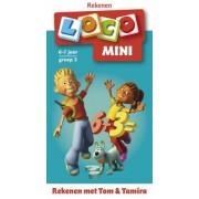 Loco Mini Loco - Rekenen met Tom & Tamira (6-7 jaar)