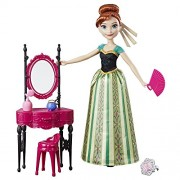 Fur Real Friends Disney Frozen Anna and Coronation Vanity