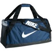 Nike Sporttas Brasilia Duffel M - Navy/Zwart/Wit