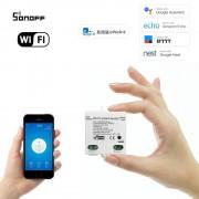 Inteligentný bezdrôtový WiFi spínač eWeLink Basic Mini 5A