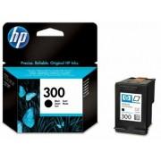 CC640EE Tintapatron DeskJet D2560, F4224, F4280 nyomtatókhoz, HP 300 fekete, 200 oldal (TJHCC640E)
