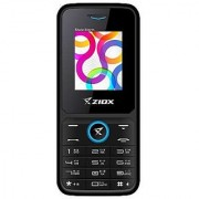 Ziox Starz Storm Dual Sim Mobile Phone (Black+Gold)