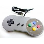 Retro USB Game Controller type SNES Super Nintendo