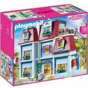 Комплект Playmobil 70205 - Голяма къща за кукли, 2970205