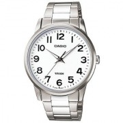 Casio Enticer Analog White Dial Mens Watch - MTP-1303D-7BVDF (A495)