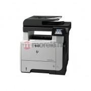 Imprimanta multifuncțională laser monocrom, alb-negru , HP LaserJet Pro 500 MFP , A4 , Wireless , Fata-verso , Fax
