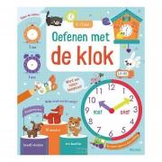 Top1Toys Boek Oefenen Met Klok
