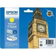 Epson T7034 L Amarillo WP-4000/4500