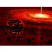 Tapet autocolant -Planete- 150x200cm