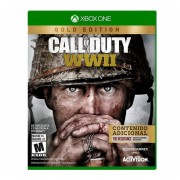 Xbox One Juego Call Of Duty Black Ops WWII Gold Edition