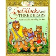 Goldilocks and the Three Bears, Paperback