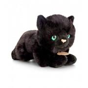 Jucarie plus Pisicuta neagra, 30 cm